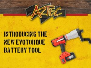 Aztech Battery Powered Tools
